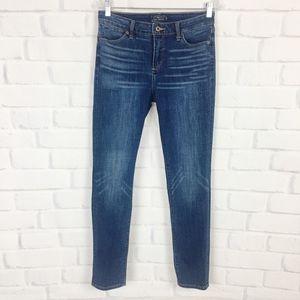 Lucky Brand Dark Wash Hayden Skinny Jeans